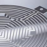 Besonders bei filigranen Teilen mit vielen Rundungen liefert das Laserschneiden perfekte Ergebnisse.
